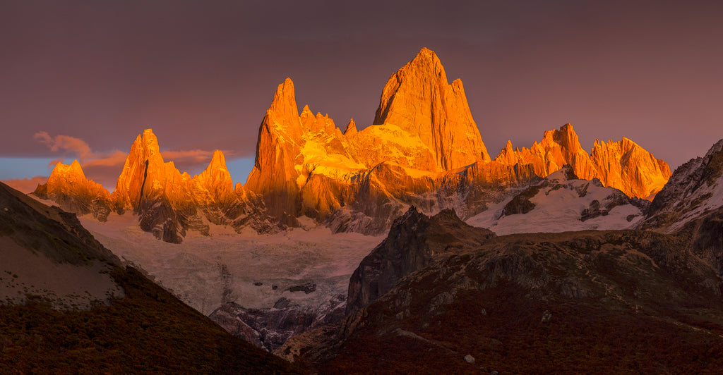 Foto. Gheorghe Popa - Fitz Roy
