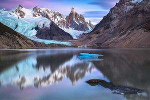 Cerro Torre in the morning