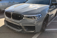 Load image into Gallery viewer, BMW F90 M5 Carbon Fiber Front Splitter