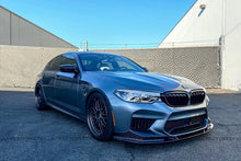 Load image into Gallery viewer, BMW F90 M5 3D Carbon Fiber Front Lip