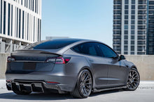 Load image into Gallery viewer, Tesla Model 3 Carbon Fiber Trunk Spoiler