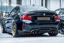 Load image into Gallery viewer, BMW F87 M2 GTS Carbon Fiber Rear Diffuser