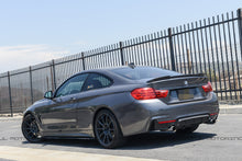 Load image into Gallery viewer, BMW F32 4 Series CS Carbon Fiber Trunk Spoiler