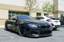 Load image into Gallery viewer, BMW F12 F13 F06 M6 Carbon Fiber Front Spoiler