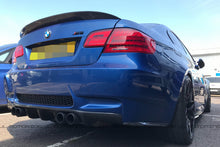 Load image into Gallery viewer, BMW E92 E93 M3 Type III Carbon Fiber Rear Diffuser