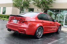 Load image into Gallery viewer, BMW F80 M3 F30 3 Series GTX Carbon Fiber Trunk Spoiler