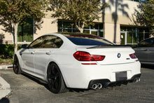 Load image into Gallery viewer, BMW F06 F13 M6 GTX Carbon Fiber Trunk Spoiler