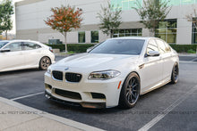 Load image into Gallery viewer, BMW F10 M5 GTS Carbon Fiber Front Spoiler