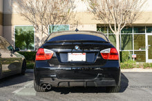 Load image into Gallery viewer, BMW E90 3 Series M Sport Performance Style Carbon Fiber Rear Diffuser