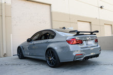 Load image into Gallery viewer, BMW F80 M3 F82 F83 M4 DTM Carbon Fiber Trunk Wing