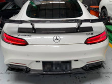Load image into Gallery viewer, Mercedes AMG GT GTS C190 Carbon Fiber Rear Diffuser