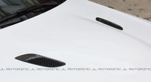 Load image into Gallery viewer, BMW E90 E92 E93 M3 Carbon Fiber Hood Vents