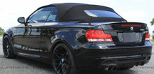 Load image into Gallery viewer, BMW E82 E88 M Sport Performance Carbon Fiber Rear Diffuser