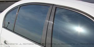 BMW E60 M5 Carbon Fiber Pillar Covers