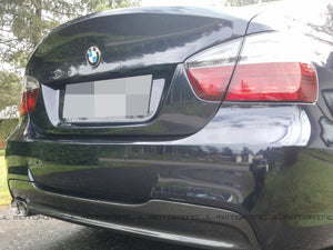 BMW E90 M3 Sedan CSL Style Bootlid Trunk