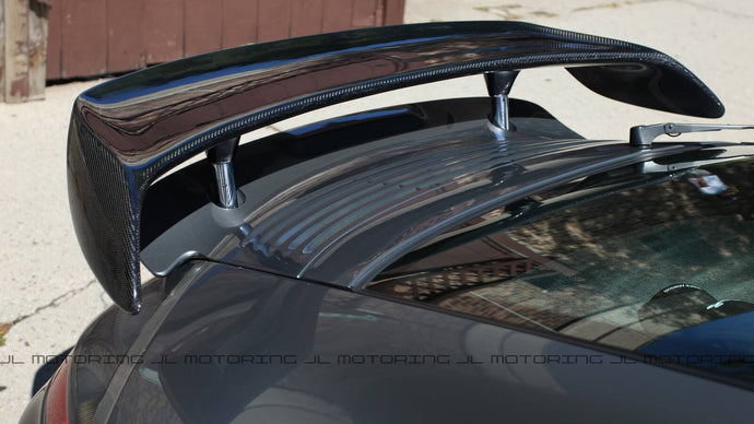 Porsche 996 911 Turbo Carbon Fiber Rear Wing Spoiler