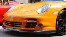 Load image into Gallery viewer, Porsche 997 911 Turbo Carbon Fiber Front Spoiler