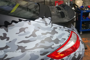 Porsche 997 Carrera Ducktail Rear Wing Spoiler