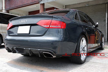 Load image into Gallery viewer, Audi B8 A4 DTM Carbon Fiber Rear Diffuser