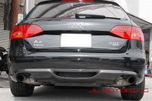 Load image into Gallery viewer, Audi B8 A4 C Style Carbon Fiber Rear Diffuser