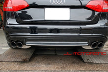 Load image into Gallery viewer, Audi B8 S4 Carbon Fiber Rear Diffuser