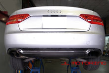 Load image into Gallery viewer, Audi B8 A5 Coupe Carbon Fiber Rear Diffuser