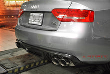 Load image into Gallery viewer, Audi B8 A5 Coupe DTM Carbon Fiber Rear Diffuser