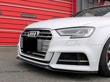 Load image into Gallery viewer, Audi 8V S3 A3 S Line DTM Carbon Fiber Front Lip