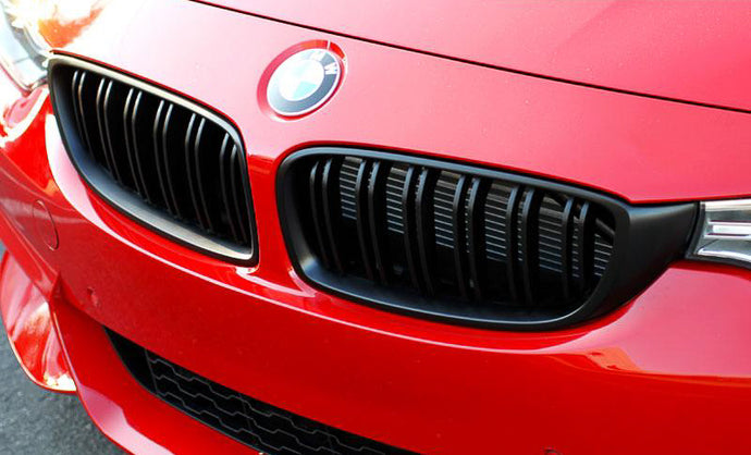 BMW F32 F33 F36 4 Series Front Grilles