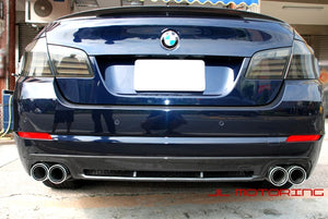 BMW F10 5 Series Carbon Fiber Rear Diffuser