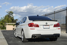 Load image into Gallery viewer, BMW F10 5 Series M Tech Carbon Fiber Rear Diffuser