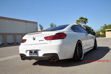 Load image into Gallery viewer, BMW F12 F13 6 Series M Tech Carbon Fiber Rear Diffuser