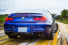 Load image into Gallery viewer, BMW F06 F12 F13 M6 Carbon Fiber Rear Diffuser