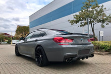 Load image into Gallery viewer, BMW F06 F12 F13 M6 V3 Carbon Fiber Rear Diffuser