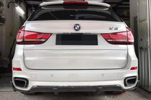 Load image into Gallery viewer, BMW F15 X5 M Sport Performance Carbon Fiber Rear Diffuser