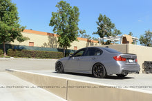 Load image into Gallery viewer, BMW F30 3 Series M Sport V2 Carbon Fiber Rear Diffuser