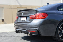 Load image into Gallery viewer, BMW F32 Performance Carbon Fiber Rear Diffuser
