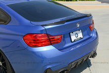 Load image into Gallery viewer, BMW F32 F33 F36 Performance Carbon Fiber Rear Diffuser