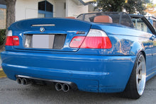 Load image into Gallery viewer, BMW E46 M3 GTS Carbon Fiber Rear Diffuser