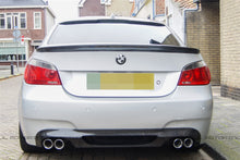 Load image into Gallery viewer, BMW E60 M5 Carbon Fiber Rear Diffuser