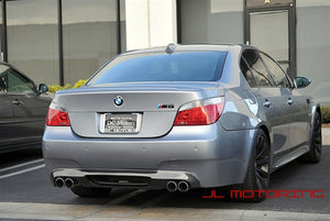 BMW E60 M5 Carbon Fiber Rear Diffuser
