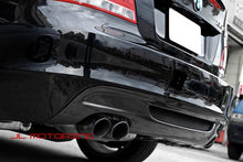 Load image into Gallery viewer, BMW E82 E88 M Sport Carbon Fiber Rear Diffuser