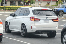Load image into Gallery viewer, BMW F85 X5 M Carbon Fiber Rear Diffuser