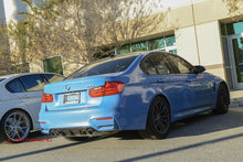 Load image into Gallery viewer, BMW F80 F82 F83 M3 M4 Carbon Fiber Rear Diffuser