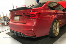 Load image into Gallery viewer, BMW F80 F82 F83 M3 M4 GT Carbon Fiber Rear Diffuser