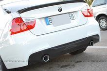 Load image into Gallery viewer, BMW Carbon Fiber Rear Diffuser - E90 3 Series M-Tech
