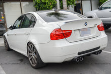 Load image into Gallery viewer, BMW E90 M3 Sedan Type II Carbon Fiber Rear Diffuser