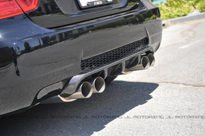 BMW E90 M3 Sedan Type II Carbon Fiber Rear Diffuser