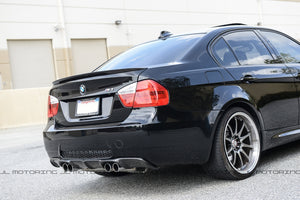 BMW E90 M3 Sedan Carbon Fiber Rear Diffuser