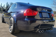 Load image into Gallery viewer, BMW E90 M3 GTS Sedan Carbon Fiber Rear Diffuser